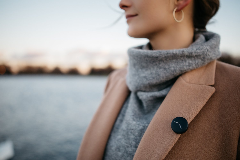 Light measuring wearable