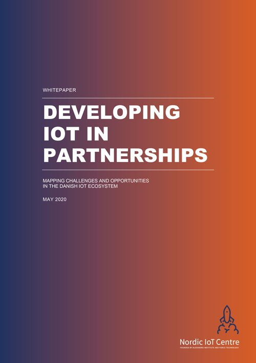 Developing IoT in partnerships