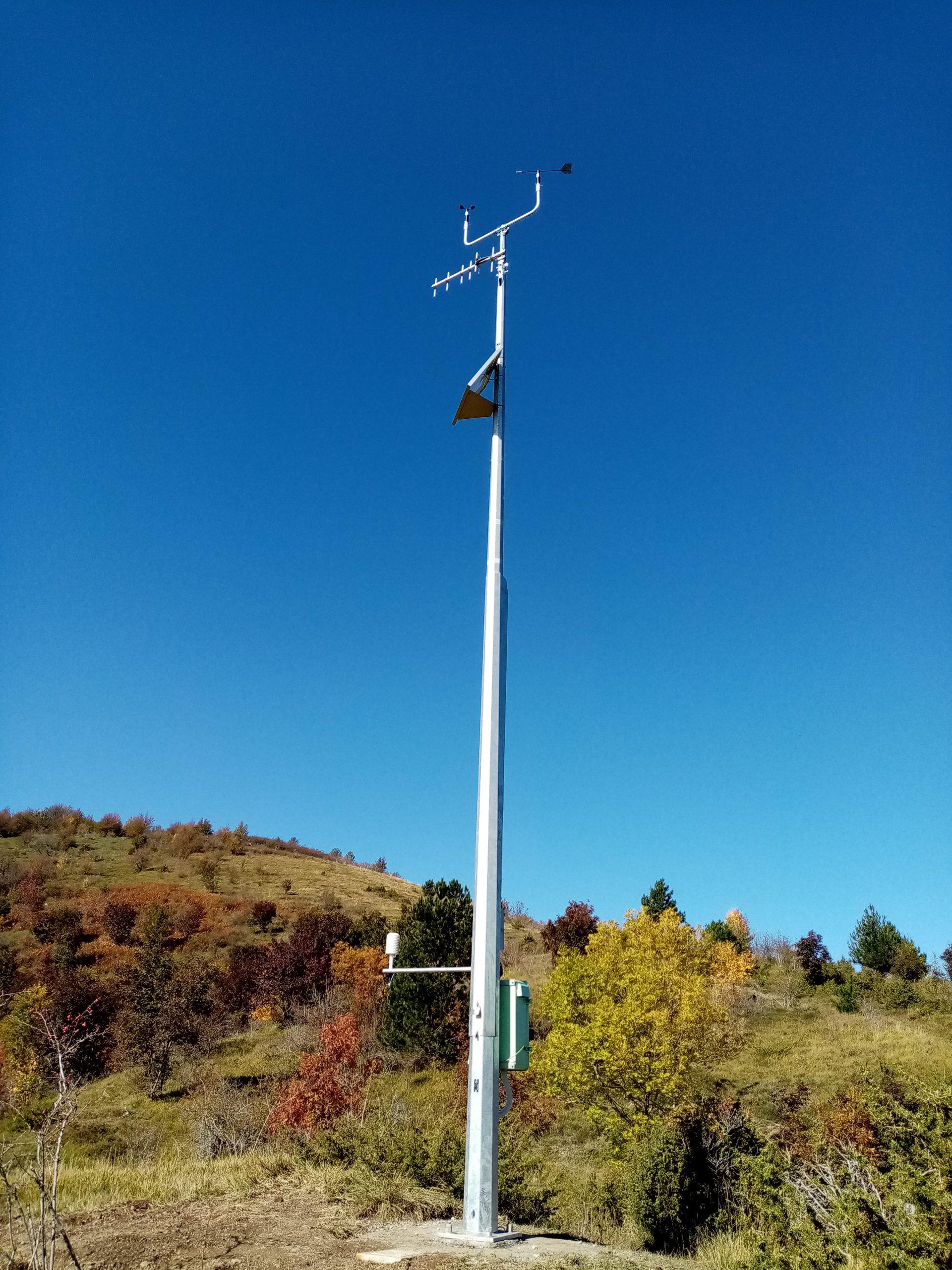 Klima monitorering